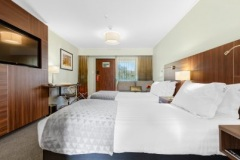 HolidayInnQueenstown- spacious rooms